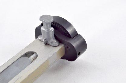 Armanov Regolatore Micrometrico Dosapolvere retro