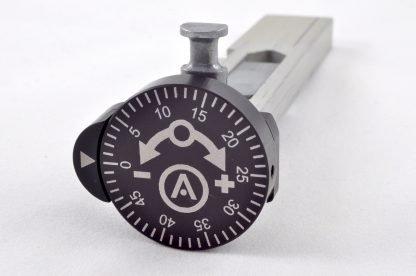 Armanov Regolatore Micrometrico Dosapolvere smotato