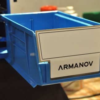 Armanov Case Bin Stopper motato