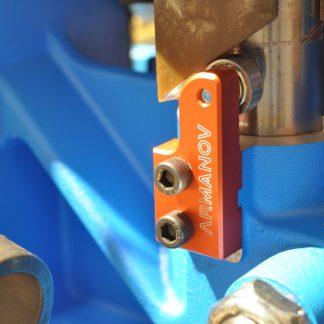 Armanov Index Bearing Cam Block montato