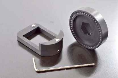 Armanov Regolatore Micrometrico Dosapolvere dettaglio