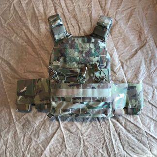 BTG First Responder Plate Carrier MC