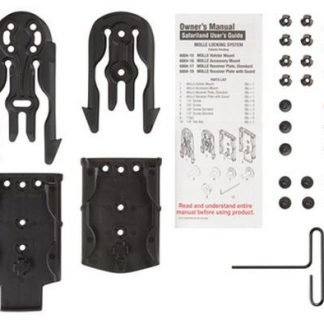 Safariland Molle Locking System (MLS) complete