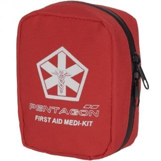 Pentagon Hippokrates First Aid Kit red