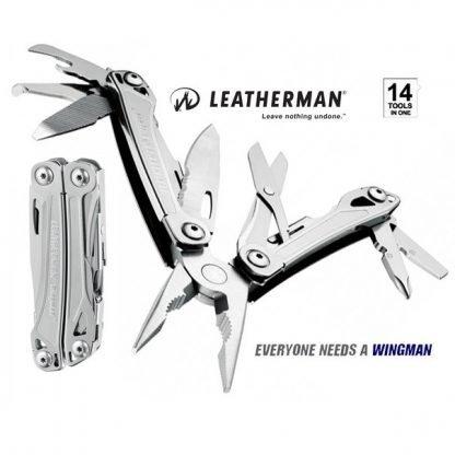 Leatherman Wingman open