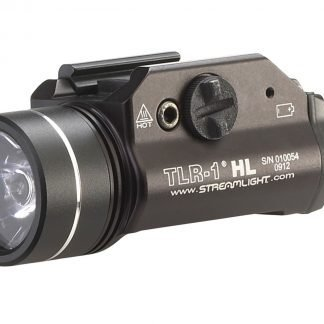 Streamlight TLR1-HL 800lumen blk