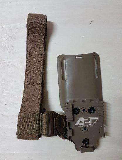 Safariland 6034 SLS + Torcia