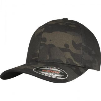 Flexfit Multicam Black Baseball Cap