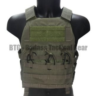 BTG Light Weight Plate Carrier front